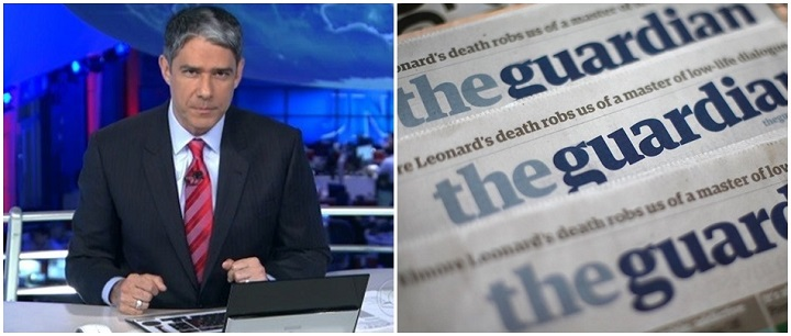 the guardian globo bonner marinho