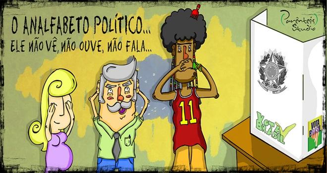 coxinhas periferia favela são paulo analfabeto político