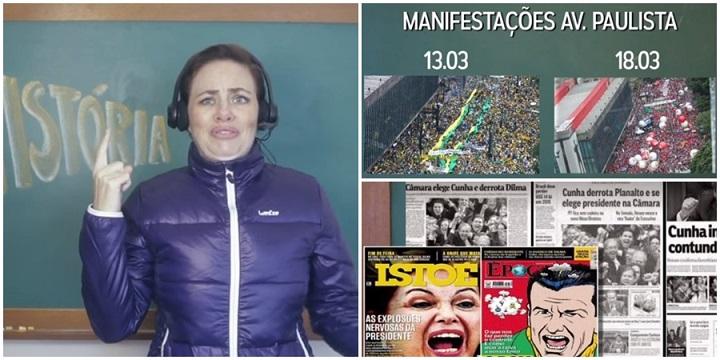 vídeo impeachment golpe brasil 2016