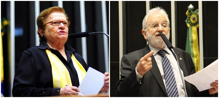 Luiza Erundina Ivan Valente PSOL golpe