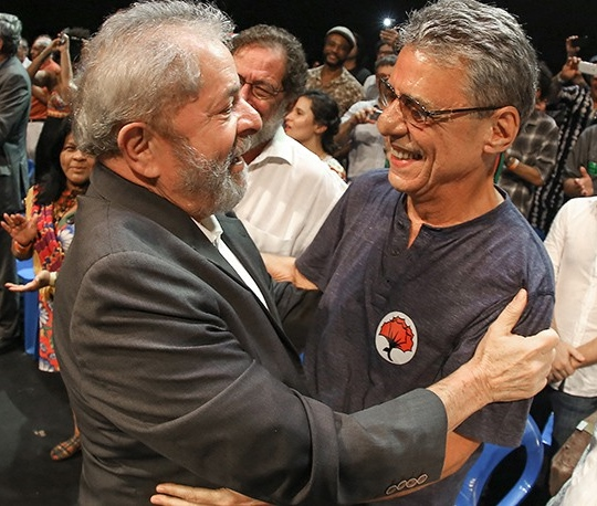 Lula Chico Buarque golpe impeachment