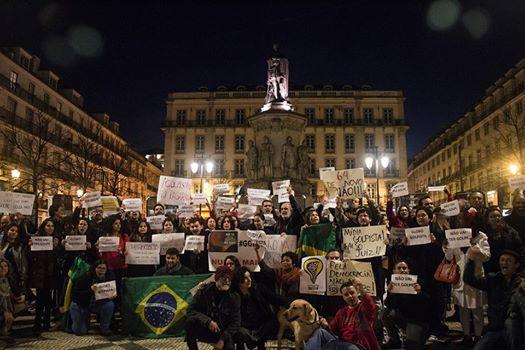 golpe manifesto professores carta internacional