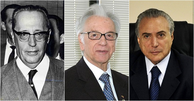 papel vice presidente história brasil aleixo itamar franco temer
