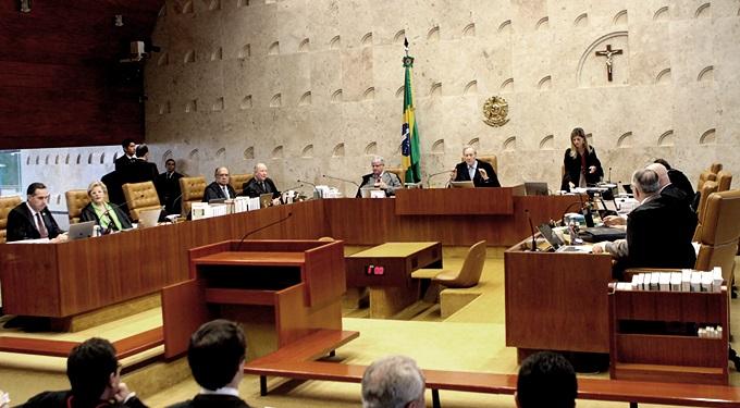 stf justiça silêncio impeachment dilma rousseff golpe democracia