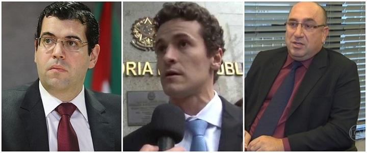 Procuradores Lava Jato Lula interrogatório