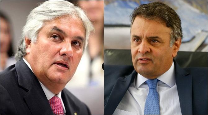 PSDB Delcídio Delação Aécio Neves corrupção propina