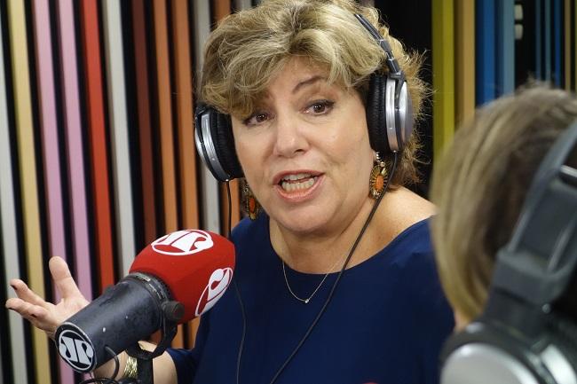 Silvia Poppovic jovem pan sheherazade