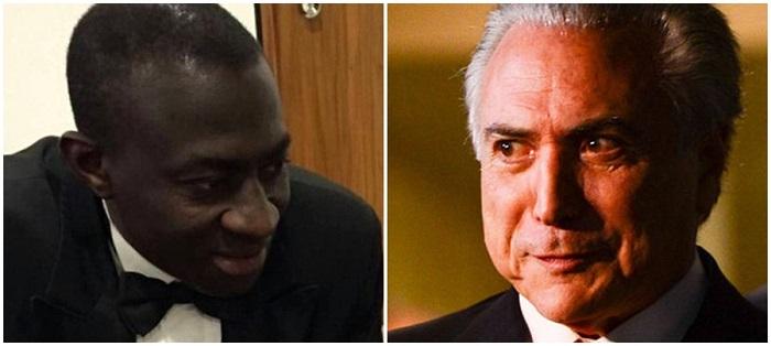 Garçom José Catalão temer petista