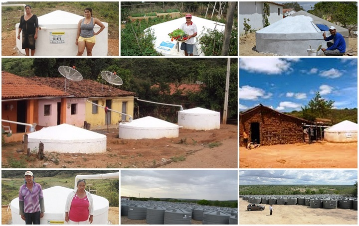 programa cisternas brasil vida semiárido