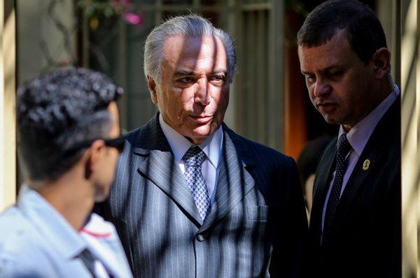 Michel Temer ficha suja Brasil