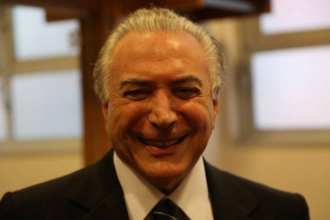 Michel Temer presidente Brasil