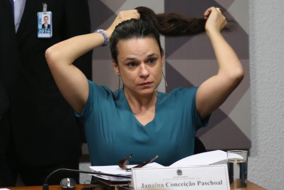 Janaina Paschoal impeachment Dilma