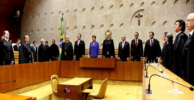 stf impeachment justiça dilma golpe