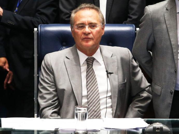 renan calheiros presidente senado impeachment