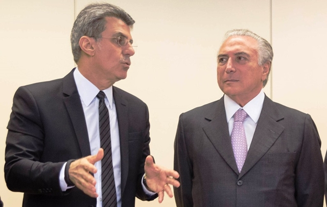 romero jucá impeachment michel temer