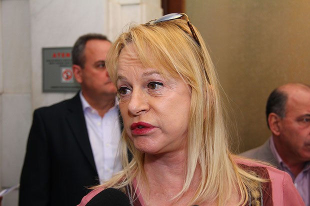 Magda Mofatto como imóvel deputada