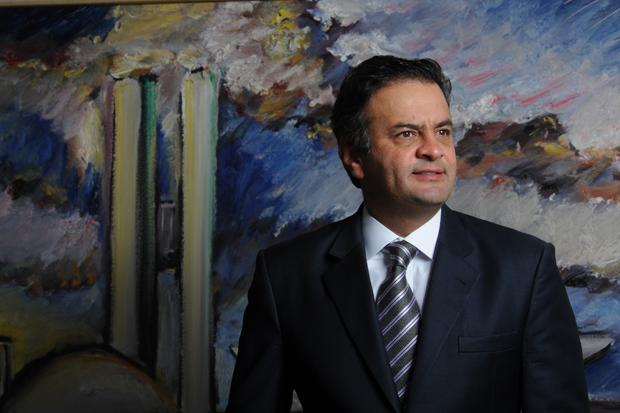 Aécio Neves delação Sérgio Machado