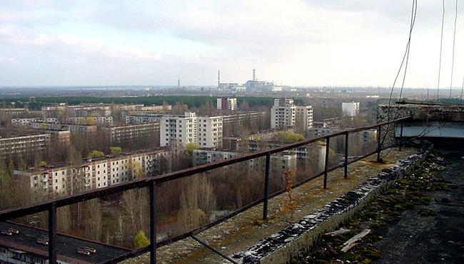 Chernobyl 30 anos acidente