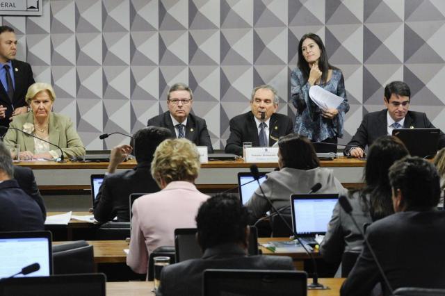 comissão impeachment senado dilma