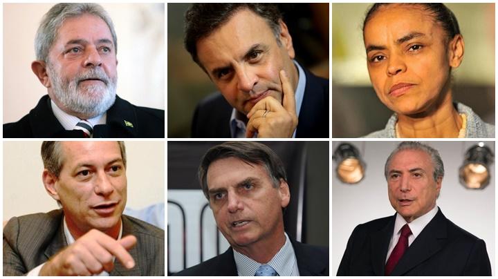 pesquisa eleição presidencial lula lidera