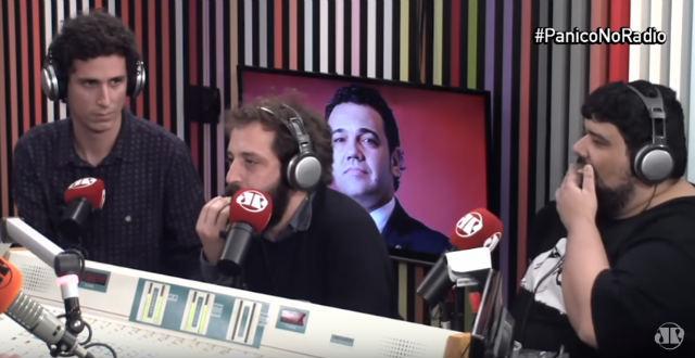 Gregorio Duvivier Marco Feliciano