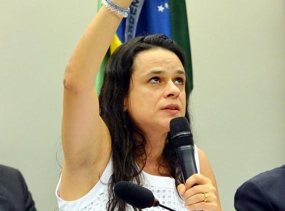 Janaina Paschoal Dilma impeachment