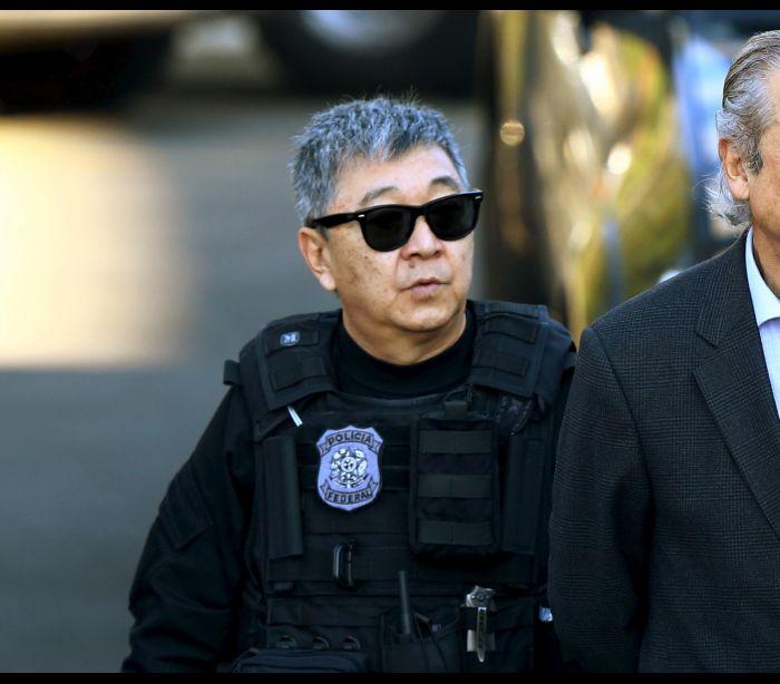 Japonês da Federal pena corrupto