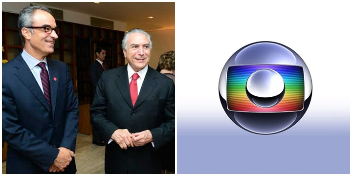 Michel Temer Marinho Globo