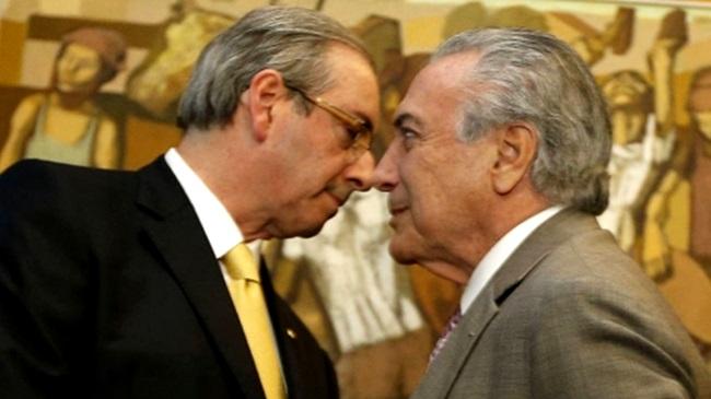 governo temer cunha medo corrupção golpe silêncio