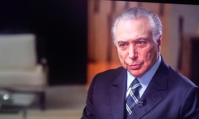 Michel Temer delação Sérgio Machado