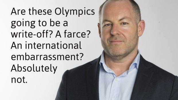 Repórter australiano Olimpíadas no Rio serão especiais