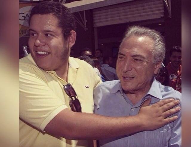 Bruno Moreira Santos juventude temer