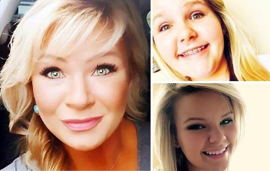Christy Sheats armas filhas assassinadas