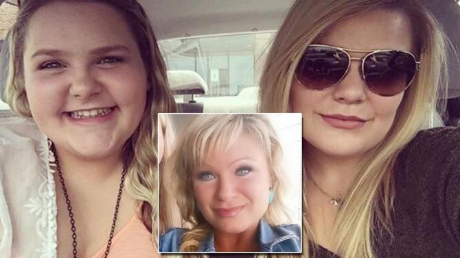 Christy Sheats filhas armas mortas