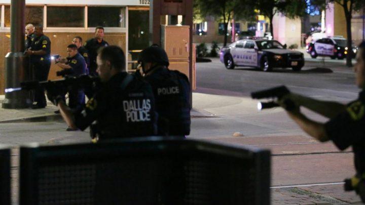 dallas policiais mortos tiros atentado