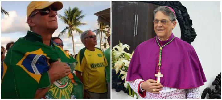 Papa aceita renúncia dom aldo pagotto arcebispo da Paraíba pedofilia impeachment