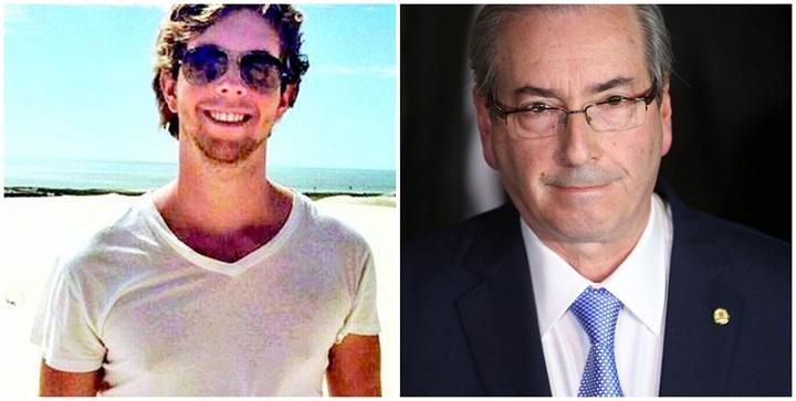 Eduardo Cunha filho passaporte diplomático