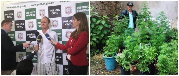 maconha Prisão de youtuber guerra drogas hipocrisia