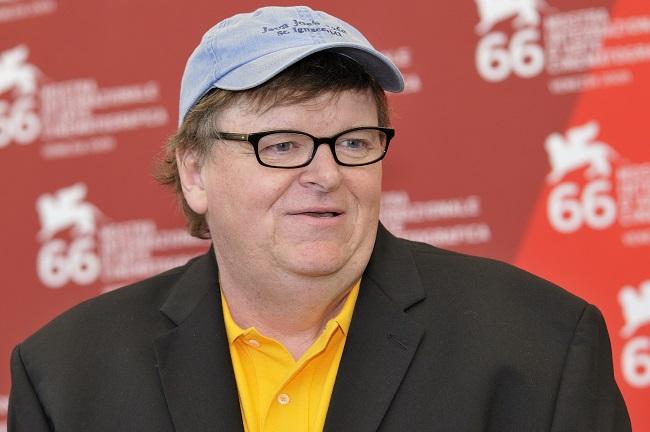 Michael Moore Donald Trump EUA