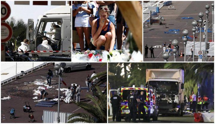 atentado nice frança terrorismo caminhão