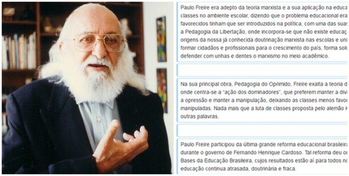 paulo freire wikipedia governo temer