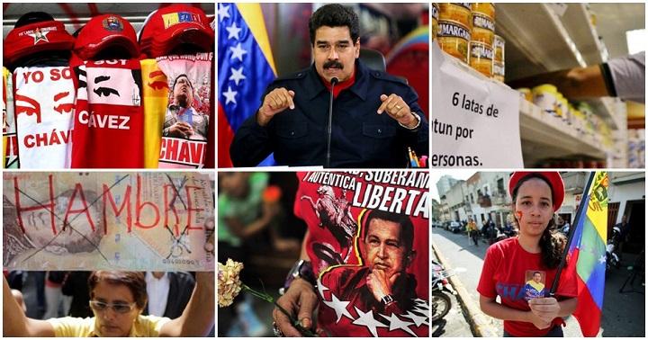 venezuela verdades mentiras maduro chávez