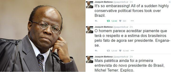 joaquim barbosa impeachment dilma