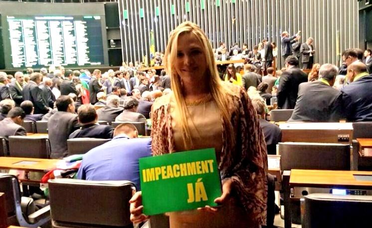 celina leão corrupção impeachment desvio milhões
