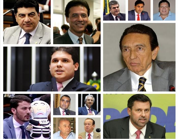 deputados parlamentares testemunhar favor eduardo cunha corrupção