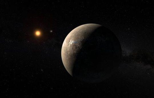 planeta habitável terra proxima-b