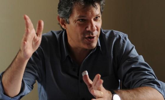 Fernando Haddad cresce pesquisa prefeitura