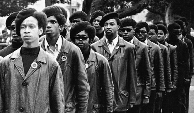 panteras negras história eua fatos negros luta