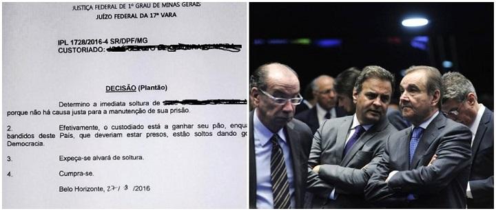 juiz camelô impeachment golpe democracia