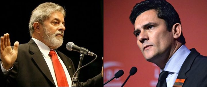 sergio Moro aceita denúncia contra Lula lava jato